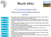 Bicycle Africa Tours