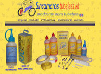 X-Sauce - Sincamaras Tubeless Kit