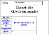Mountain Bike Club Ciclista Arandino