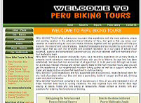 Per� Biking Tours