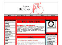 Import bicycles