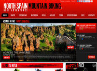 North Spain Mountain Biking