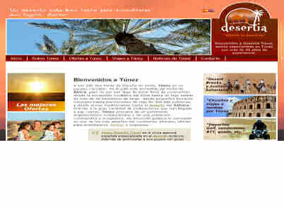 Desertia Travel