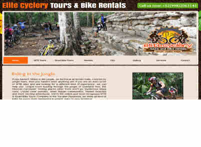 Elite Cyclery Tours y Rentals