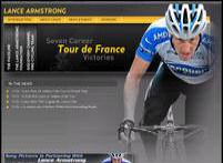 Lance Armstrong On-Line