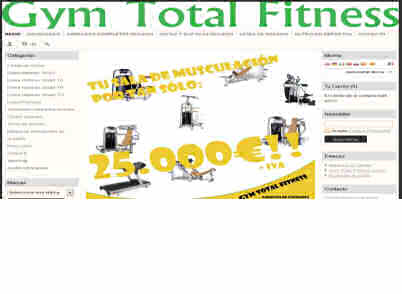 Gym Total Fitness