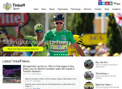 Equipo Ciclista Tinkoff
